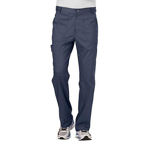 5058426b52c Cherokee Workwear Revolution Men's Drawstring Cargo Scrub Pants ...