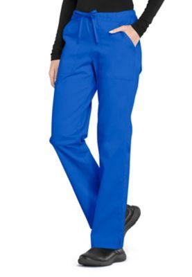 Cherokee Workwear Professionals Straight Leg Drawstring Scrub Pants