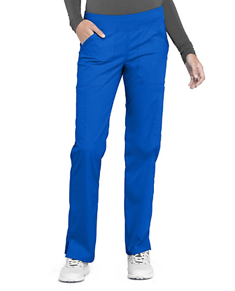 9bf1dc21fac Cherokee Workwear Professionals Straight Leg Pull-on Cargo Pants | Scrubs &  Beyond