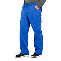 Cherokee Workwear Professionals Men's Mid Rise Tapered Leg Drawstring Cargo Pants