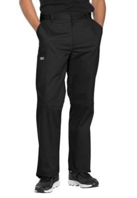 Button Front Cargo Pants