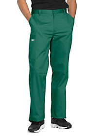 Button Front Cargo Pants