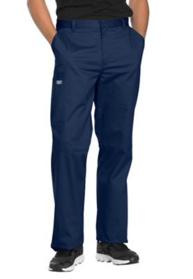 Cherokee Workwear Core Stretch Men's Drawstring Waist Scrub Pants