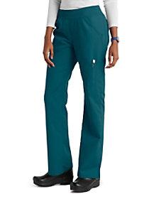 Cargo Rib Knit Waist Pants
