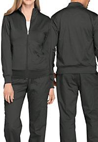 Cherokee Workwear Core Stretch Unisex Full Zip Wam Up Jackets
