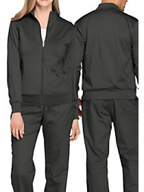 Full Zip Warm Up Jacket