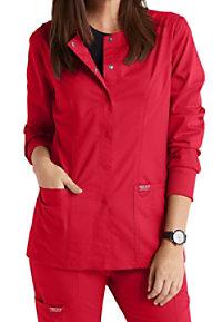 Cherokee Workwear Revolution 3 Pocket Scrub Jackets