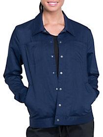 4 Pocket Snap Front Jacket