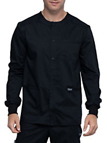 3 Pocket Snap Front Jacket