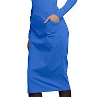 Cherokee Workwear Professionals Knit Waist Skirt