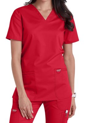 Cherokee Workwear Revolution V-neck Scrub Tops