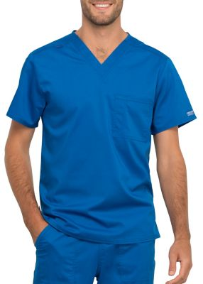 Cherokee Workwear Revolution Unisex V-Neck Scrub Top