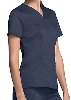 636587ea614 Cherokee Workwear Revolution V-neck Scrub Tops | Scrubs & Beyond