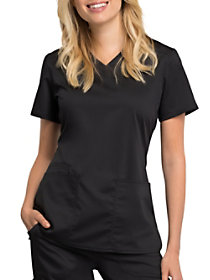 V-Neck Top with Certainty