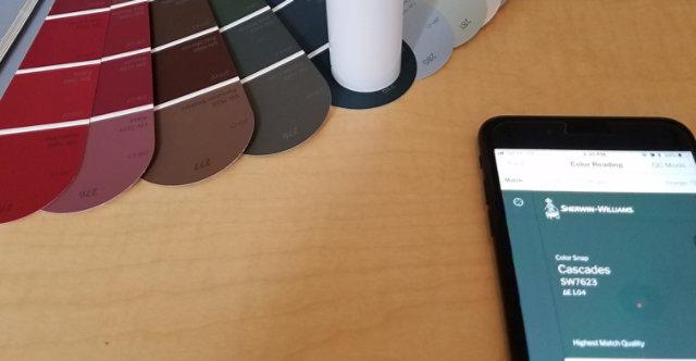colorreaderpro scanning color