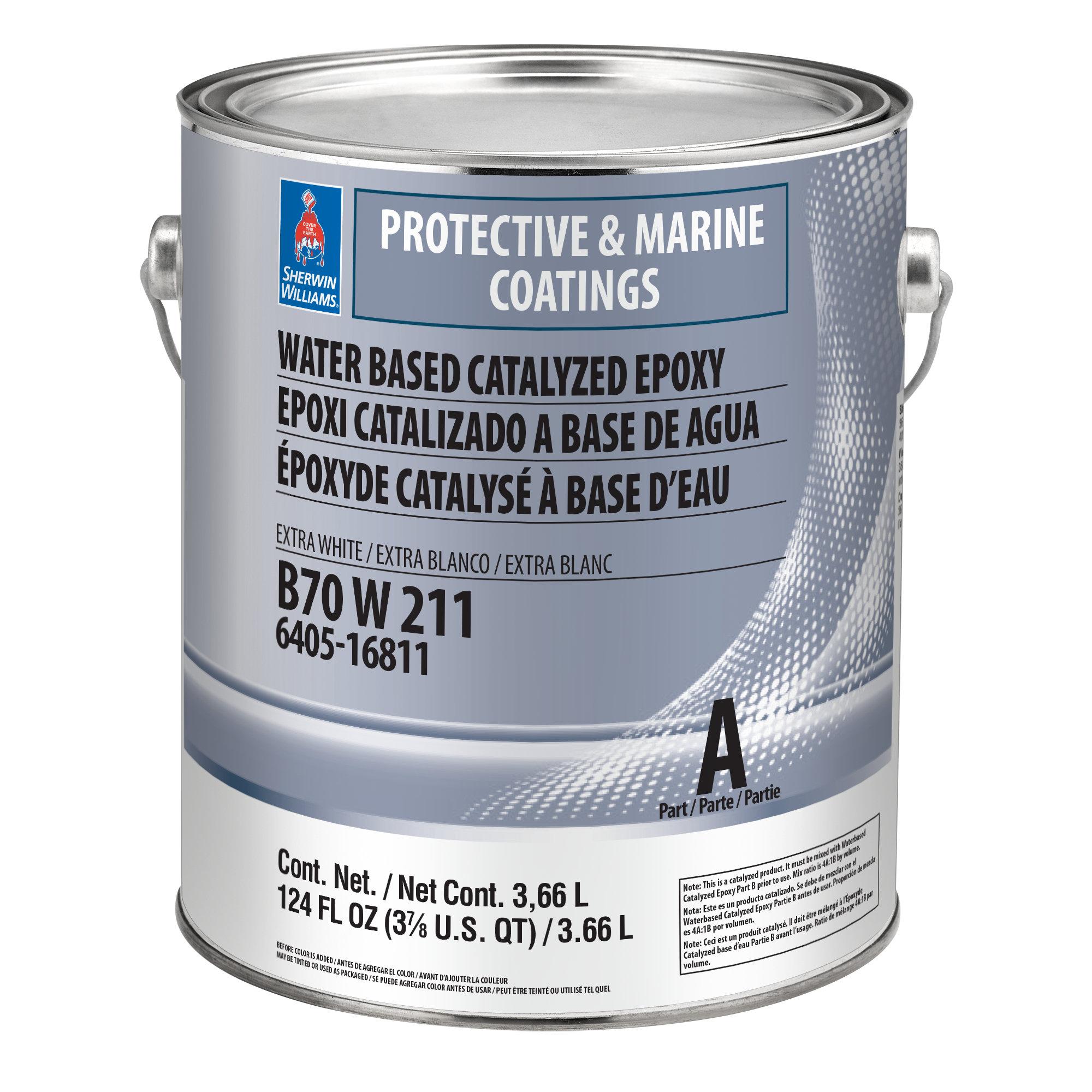 Water Based Catalyzed Epoxy