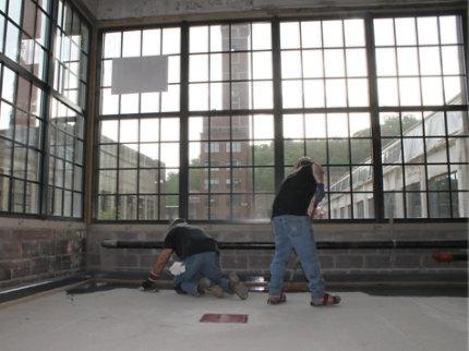 FasTop Multi Brewery Flooring Solution