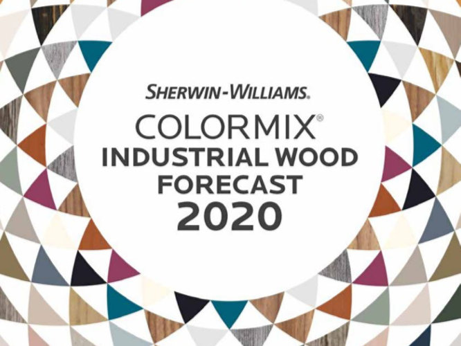 colormix industrial wood forecast
