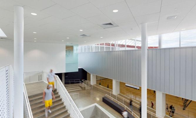 Commonwealth Community Recreation Center