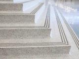 Terrazzo Floor in High School