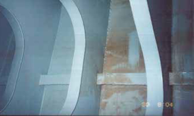 Fast-Clad ER coated asset condition after 5 years