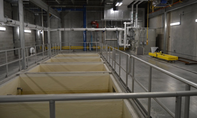 Grand Forks Regional Water Treatment Plant Project