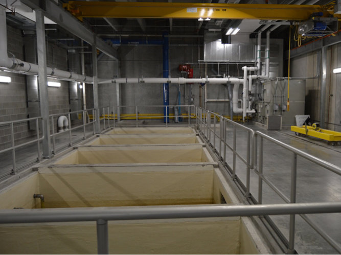 Grand Forks Regional Water Treatment Plant