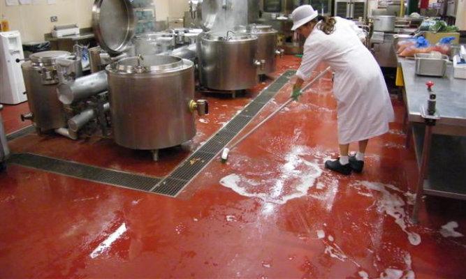 FasTop floor cleaning regime