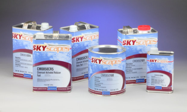 Skyscapes paint