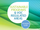 Sustainable Programs and VOC Regulated Areas Product Guide