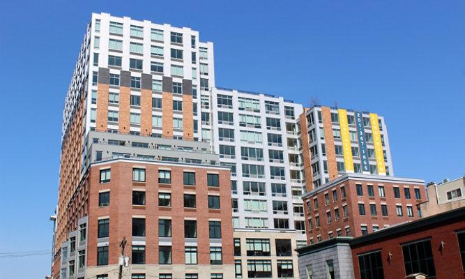 The Lenox Jersey City, NJ