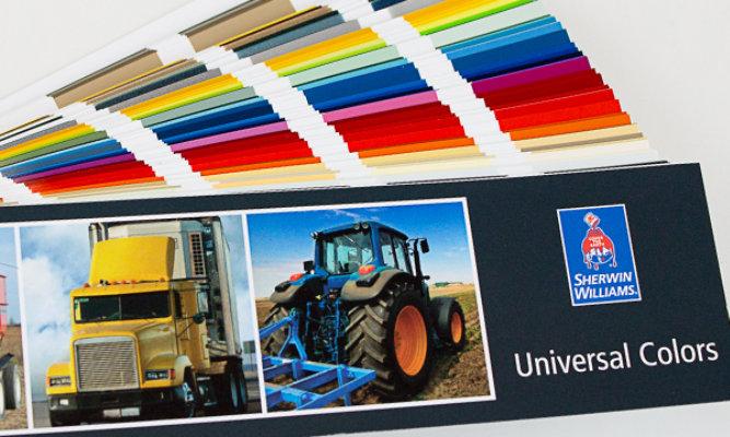Selector universal de colores