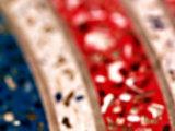 close up of terrazzo floor colors