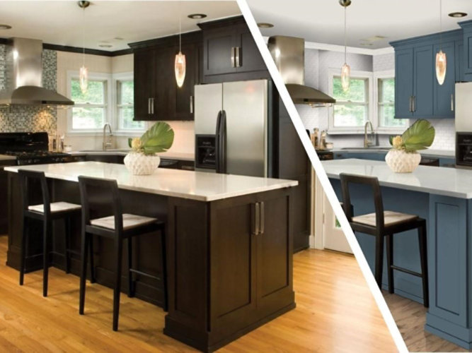 Sherwin Williams Launches Color Express Visualizer For Kitchen Cabinets