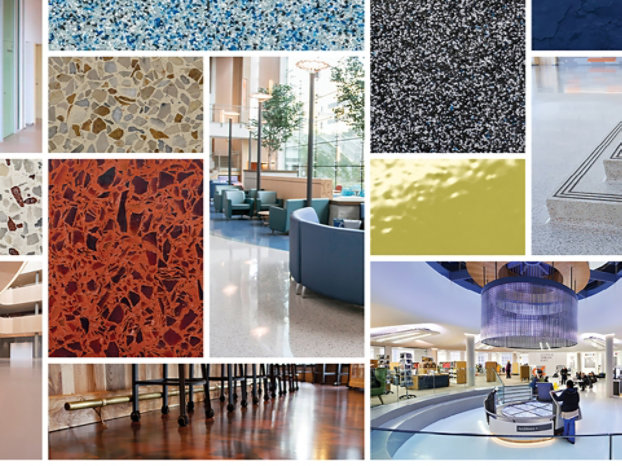 Resin Flooring Color Trends