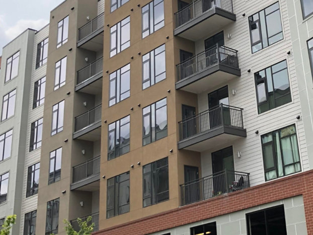 The View multifamily housing complex