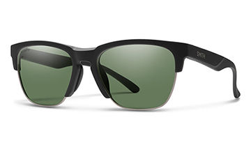 66339a068078d Haywire Matte Black   ChromaPop™ Polarized Gray Green
