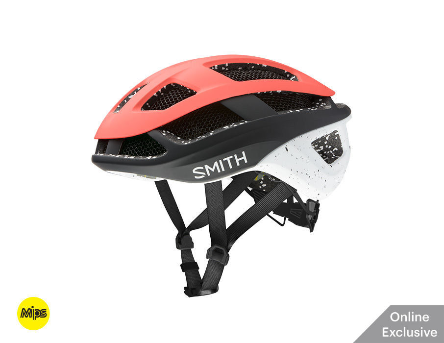 Smith Optics Trace MIPS Helmet Medium Matte Citron//Peony