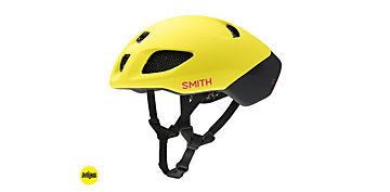 Smith Optics Ignite Road Bike Helmet Matte Citron Peony