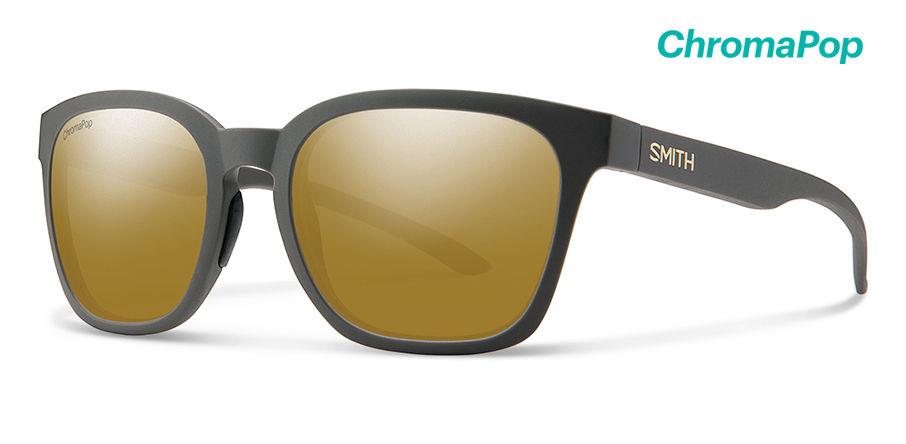 SMITH T-NINE Sonnenbrille black/sol-x