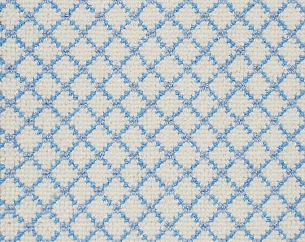 DUNHILL FIELD 907 FR.BLUE WHT
