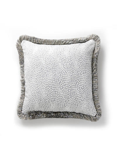 FLURRY PILLOW SNOW