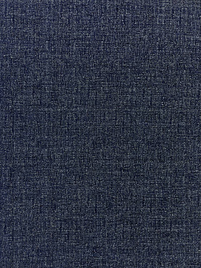 SPENCER CHENILLE INDIGO