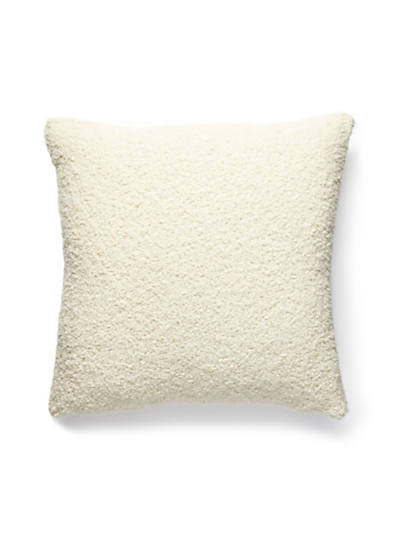 MOUTON PILLOW WHITE