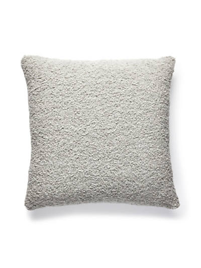 MOUTON PILLOW SILVER