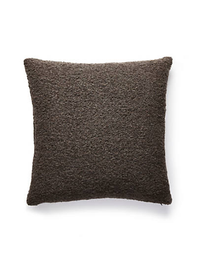 MOUTON PILLOW ASH BROWN