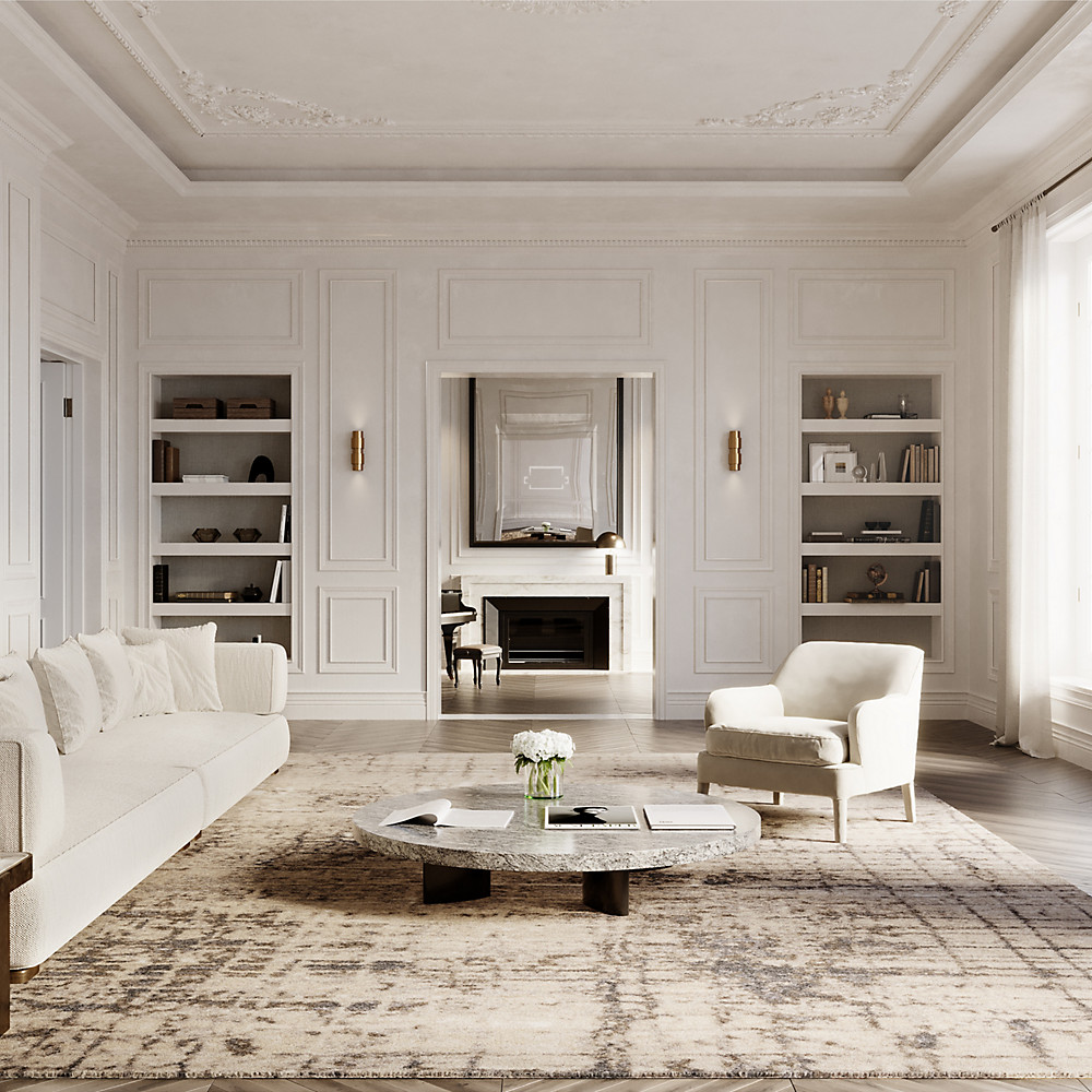 Timeless Designs in Carpet and Rugs