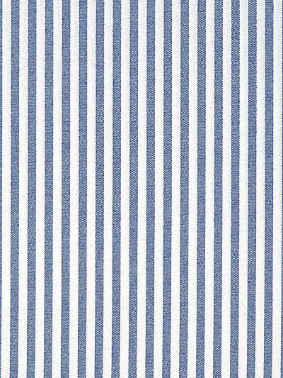 POKER TICKING STRIPE BLUE