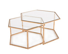 Bijou Nesting Cocktail Table
