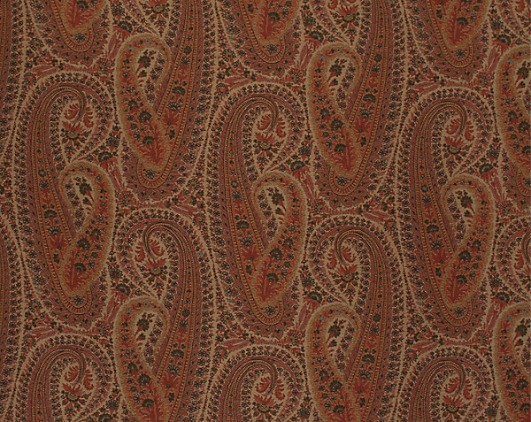 Paisley Fabric By The Yard Shop The Third Floor